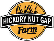 Pork Andouille Links Retail 70/30 Blend, 4 links/package, Retail Pack, **Special Order 16oz - 10lb avg cs Hickory Nut Gap Farms