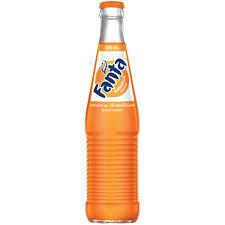 Drinks Fanta Orange 24/12oz