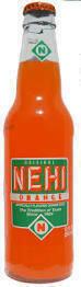 Drinks Peach Nehi 24/12oz