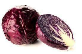 Cabbage Red Organic 50lb