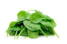 Spinach Baby 3lb Organic
