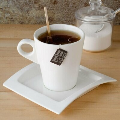 "Stirer Royal Paper R825 7 1/2"" Eco-Friendly Wood Coffee Stirrer - 5000/Case"