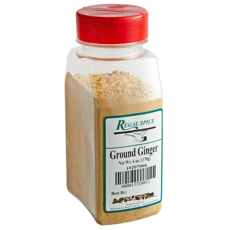 Ginger Regal Ground Ginger - 6 oz.