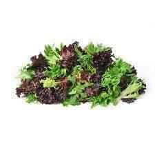 Lettuce Spring Mix Salad Greens 3lb Organic