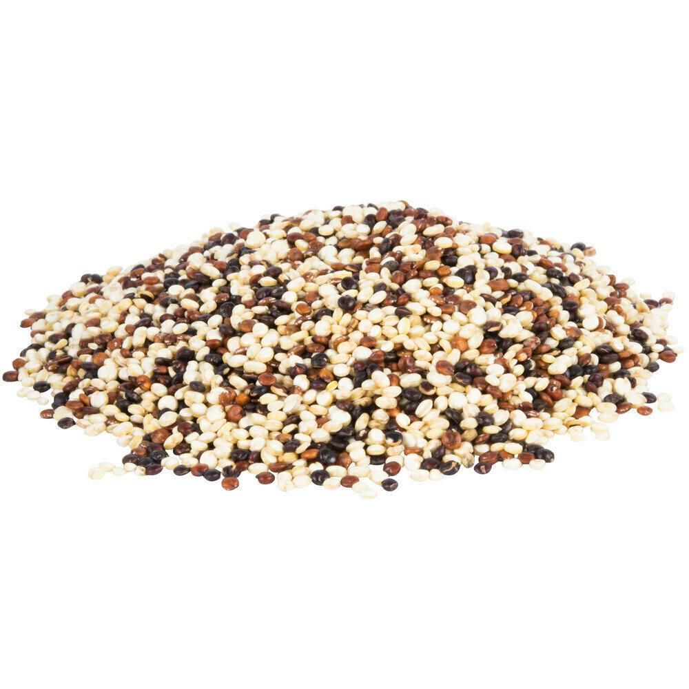 Quinoa Regal Foods Organic Tri-Color Quinoa - 5 lb.