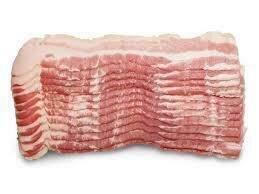 Pork Bacon Kunzler #2 Sliced Slab Bacon