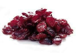 Berries Cran Dried per lb