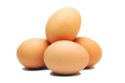 Eggs Large Brown 2.5 DZN Cage Free Loose Flat