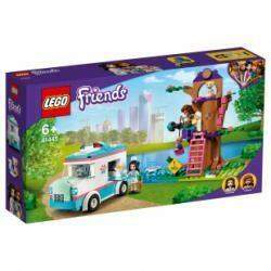 Lego Friends l'ambulance des animaux