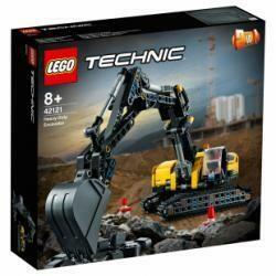 Lego Technic pelle hydraulique