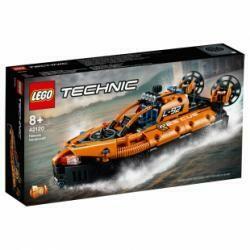 Lego Technic aéroglisseur de sauvetage