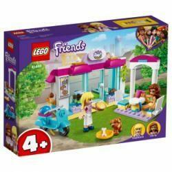 Lego Friends la boulangerie d'Heartlake City