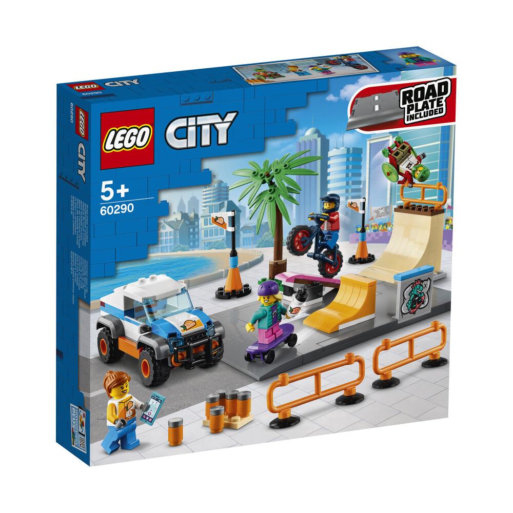 Lego City Le skate-park