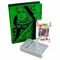 Bridge double jeu de 54 cartes