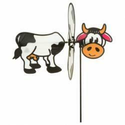 Éolienne petite vache