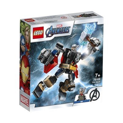 Lego Marvel Super Heroes Thor Mech
