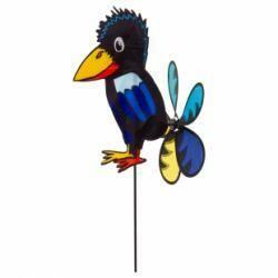 Éolienne petit corbeau