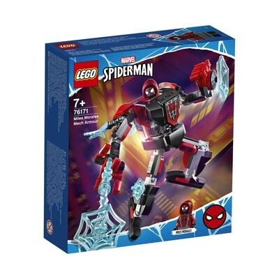 Lego Marvel Super Heroes l'armure robot de Miles Morales Mech