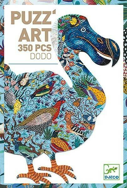 Puzz'Art Dodo 350 pièces Djeco