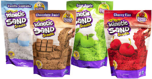 Kinetic Sand parfumé 225 gr. assorti