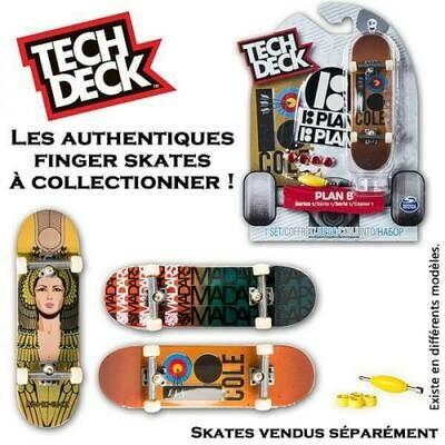 Tech Deck planche à roulettes à doigts (Mini Skate)