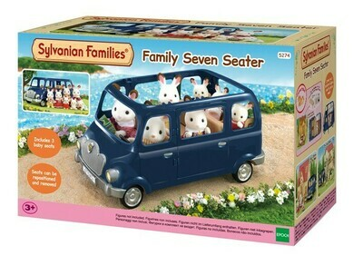 Sylvanian Families Family Seven Seater