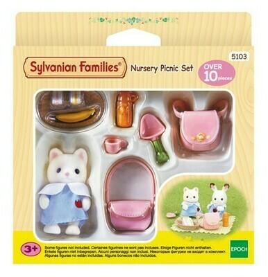 Sylvanian Families Nursery Picnic Set