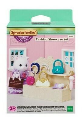 Sylvanian Families Fashion Shoowcase Set