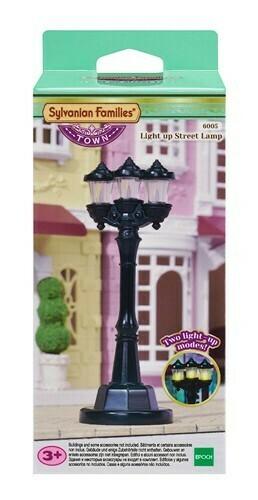 Sylvanian Families Light Up Street Lamp