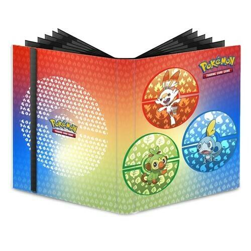 Pokémon Ultra Pro-Binder Portfolios A4