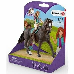Lisa & Storm hongre hanovrien cheval