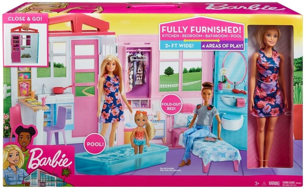 Barbie Maison de Vacances