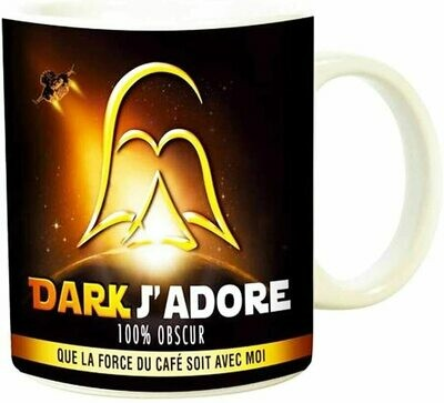 Mug Dark j'adore