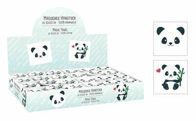 Serviette magic panda