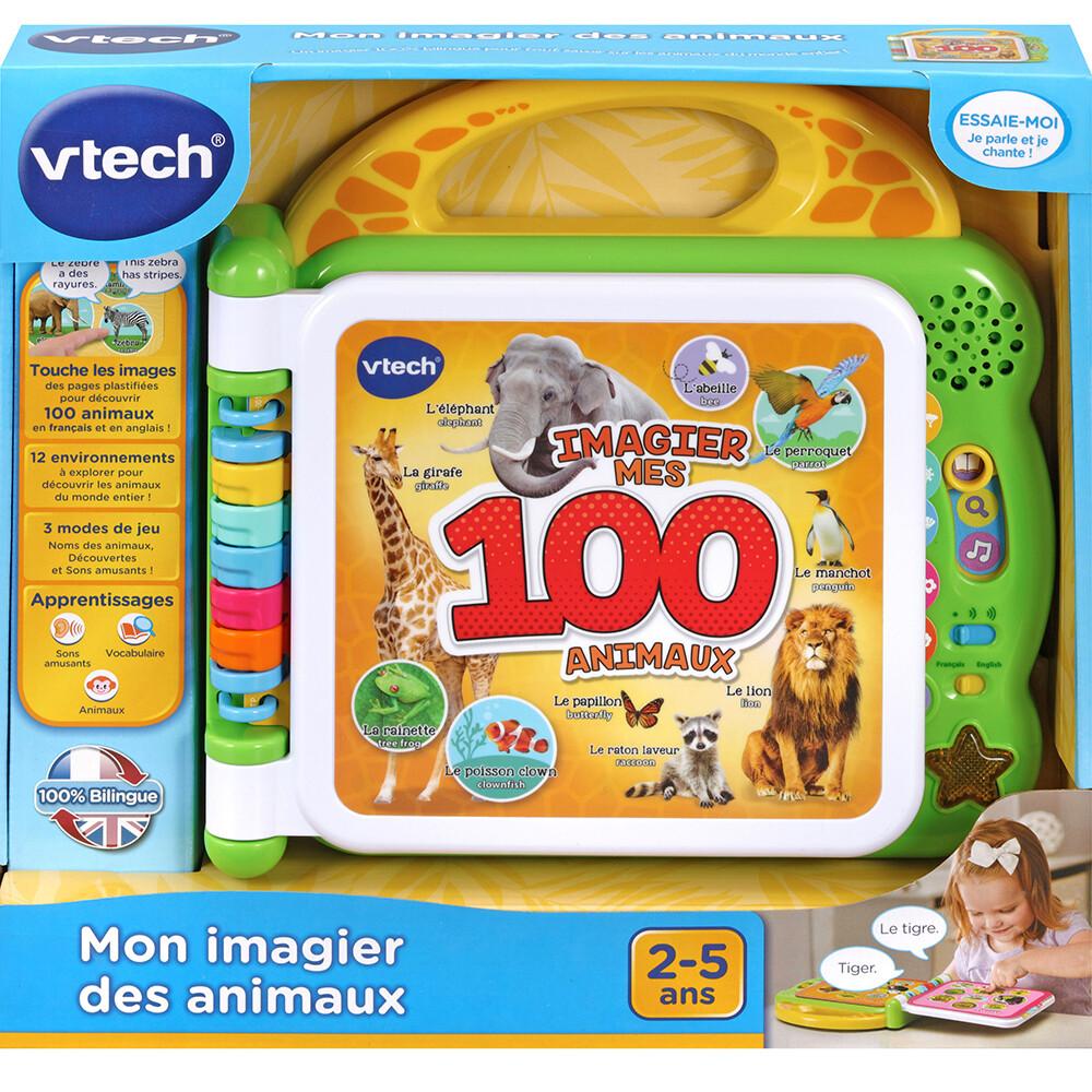 Mon imagier des animaux VTech