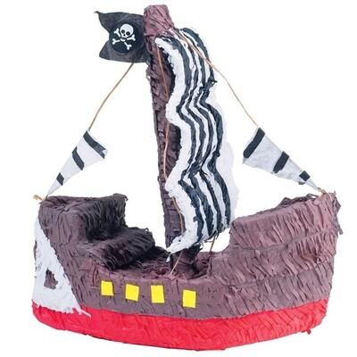 Pinata bâteau de pirate