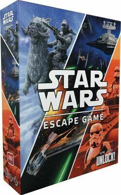 Unlock Star Wars Escape Game