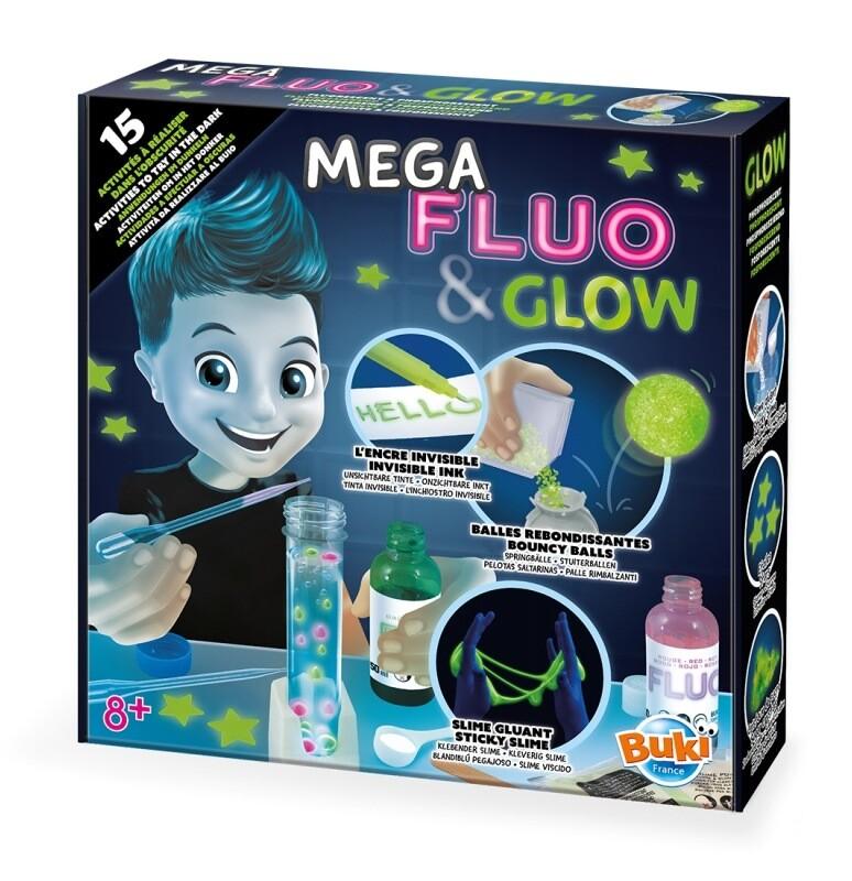 Mega Fluo Glow Buki