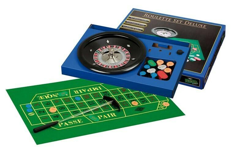 Roulette set Philos