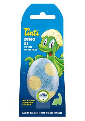 Tinti Oeuf  Dino pour le bain