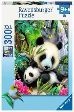 Charmants pandas puzzle 300 pièces