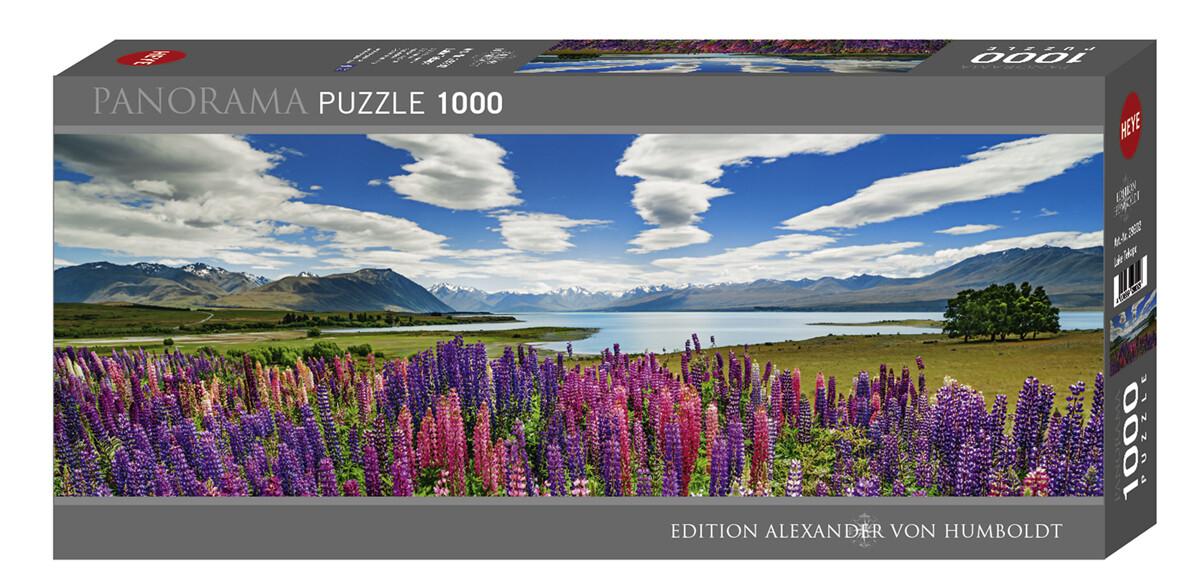 Lake Tekapo puzzle 1000 pièce