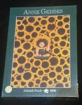Anne Geddes Tournesols puzzle 1000 pièces