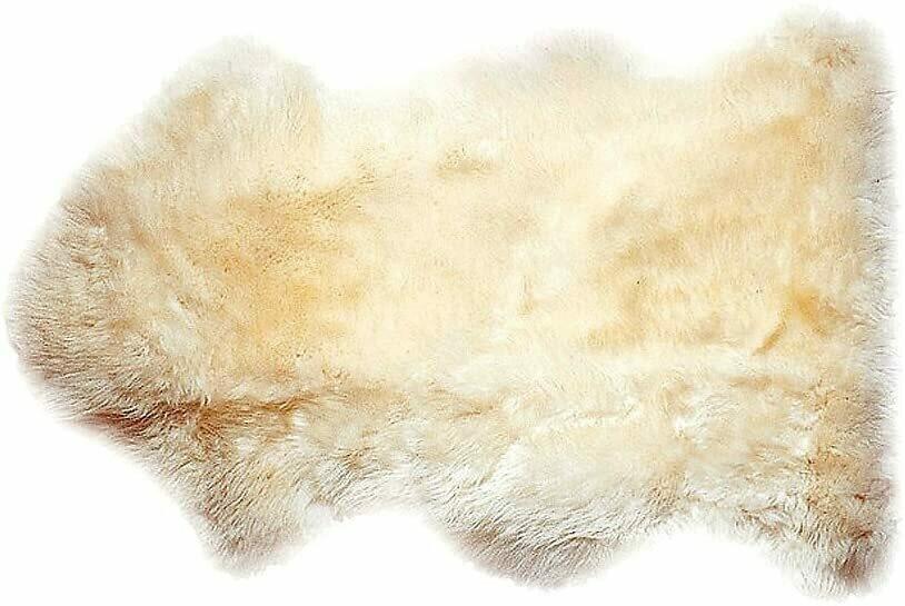 Peau d'agneau thermo-régulateur bébé