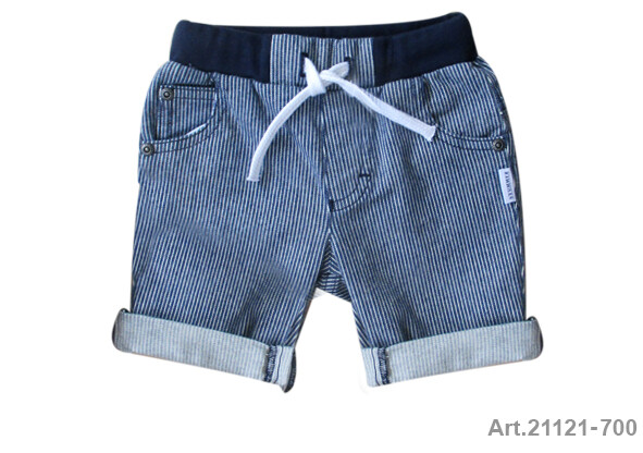 Short bermudas  jeans rayé Stummer