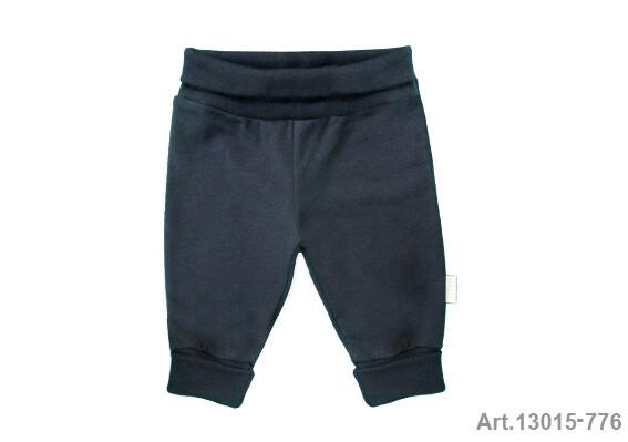 Pantalon marine en jersey confort Stummer