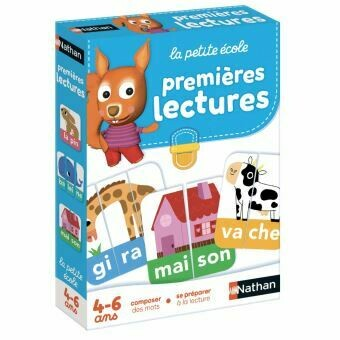 Premières lectures Nathan