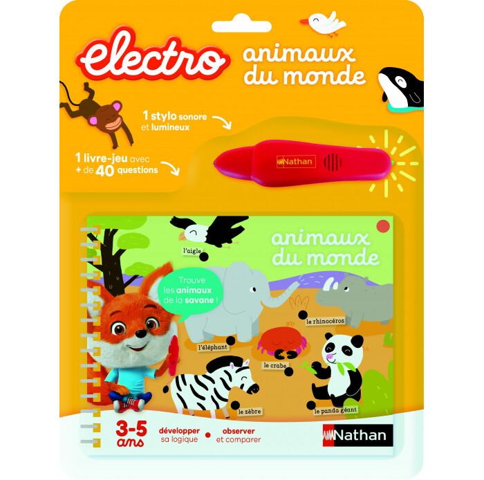 Electro animaux du monde Nathan