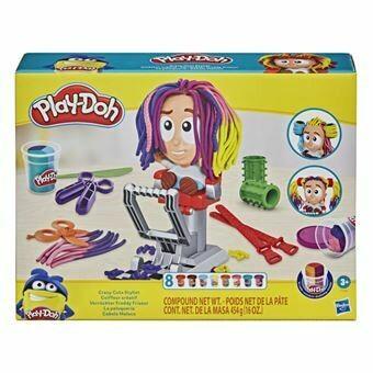 Play-Doh pâte à modeler  Coiffeur créatif
