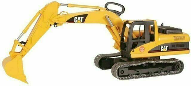 Caterpillar Excavatrice Brüder